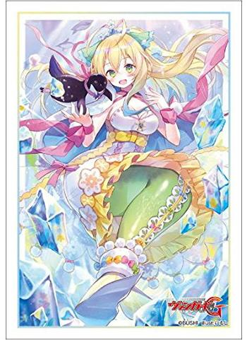 Vanguard - Sandy Attractive Glow - Mini Character Sleeves Vol.326