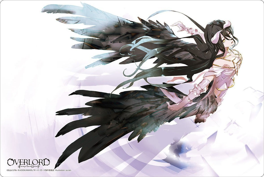 Overlord - Albedo - Character Rubber Play Mat Vol.145