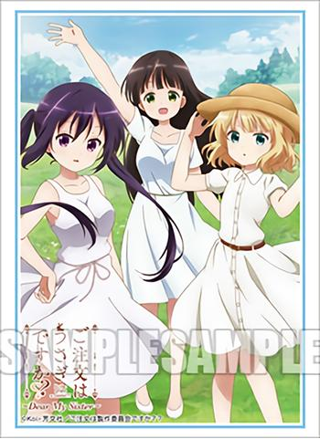Is the Order a Rabbit Gochiusa - Rize Chiya Cocoa - Event Exclusive Sleeves Vol.282