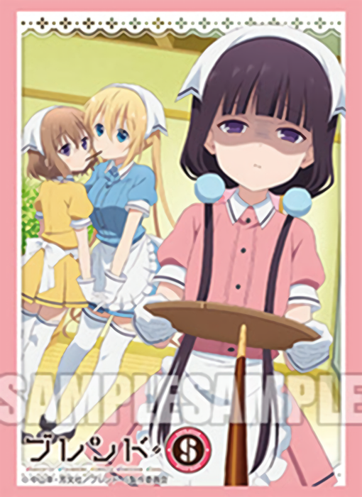 Blend S Maika, Mafuyu & Kaho - Event Exclusive Sleeves Vol.276