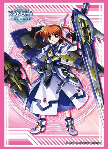 Magical Girl Lyrical Nanoha Reflection - Sleeves HG Vol.1532
