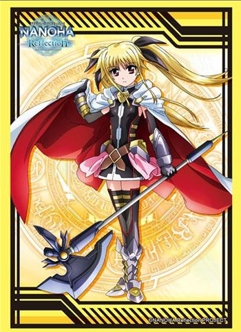 Magical Girl Lyrical Nanoha Reflection - Fate - Sleeves HG Vol.1533