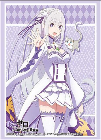 Re: Zero - Emilia EMT - Character Sleeves HG Vol.1615 Part 4