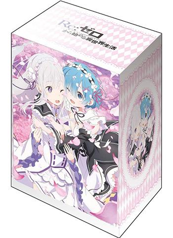 Re: Zero Rem & Emilia EMT Character Deck Box V2 Vol.433