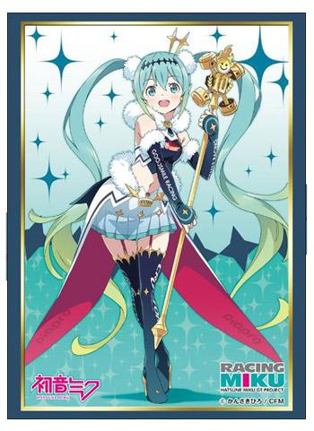 Vocaloid - Racing Miku 2018 - Character Sleeves HG Vol.1617