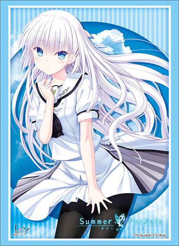 Summer Pockets Wenders Tsumugi Card Game Character Sleeves HG Vol.2055 P.4 Anime