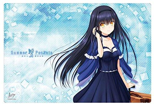 Summer Pockets Kamome Kushima - Character Rubber Play Mat Vol.170
