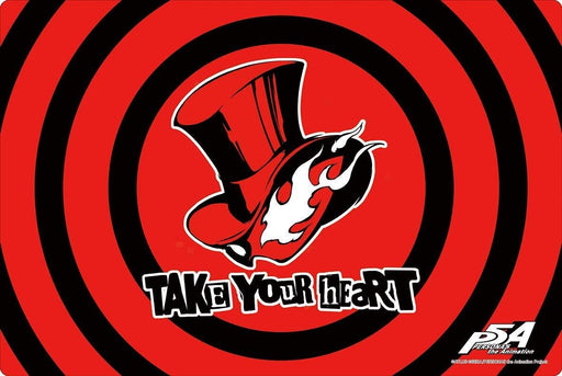 Persona 5 the Animation Take Your Heart - Character Rubber Play Mat Vol.192