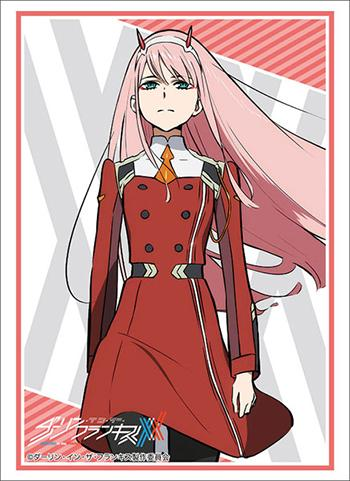 Darling in the FranXX Zero Two - Character Sleeves HG Vol.1698