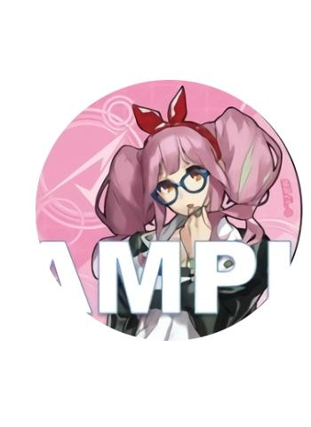 Macross Delta Walkure Makina Nakajima Exclusive Character Can Badge