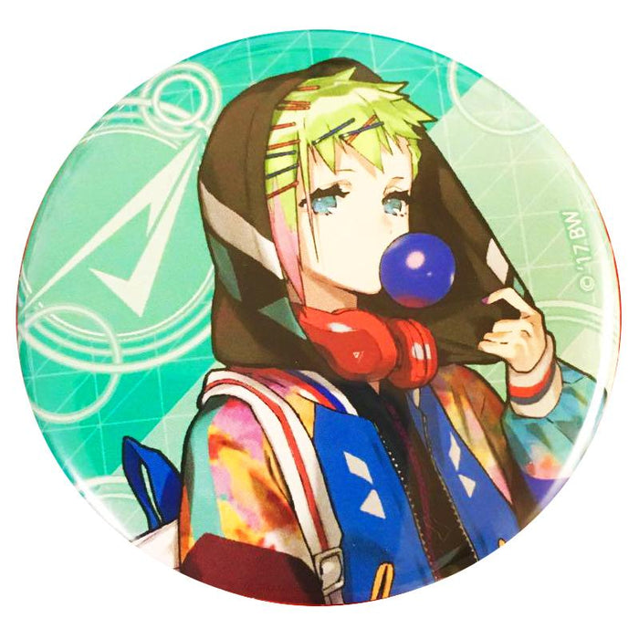 Macross Delta Walkure Reina Prowler Exclusive Character Can Badge