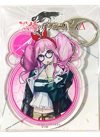 Macross Delta Walkure Makina Nakajima Exclusive Character Acrylic Key Chain Mascot