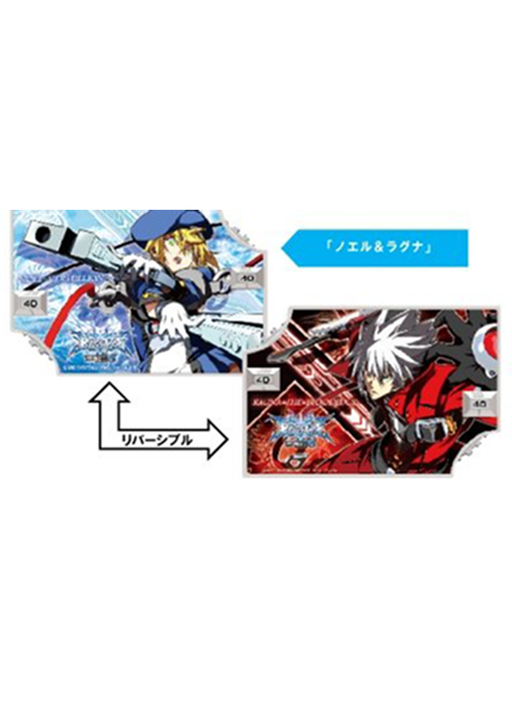 BlazBlue - Noel & Ragna - Dual Life Counter