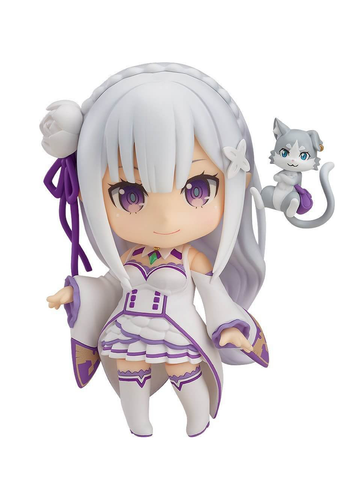 Re:Zero Starting Life in Another World Emilia EMT Nendoroid