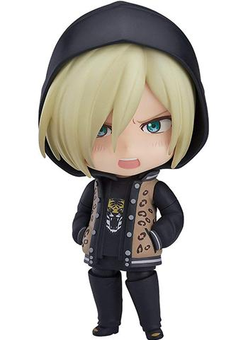 Yuri on Ice - Yuri Plisetsky Casual Ver. Nendoroid