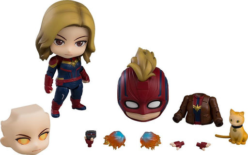 Avengers: Endgame - Captain Marvel: Hero's Edition DX Ver. (Re-run) - Nendoroid (Pre-order) Feb 2021
