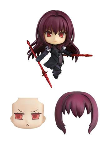 Fate/Grand Order - Lancer/Scathach - Nendoroid + Face Place