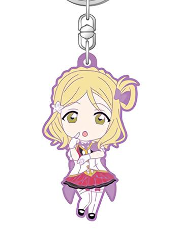 Love Live! Sunshine!! Mari Mirai Ticket Nendoroid Plus Rubber Key Chain Mascot