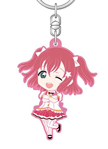 Love Live! Sunshine!! Ruby Mirai Ticket Nendoroid Plus Rubber Key Chain Mascot