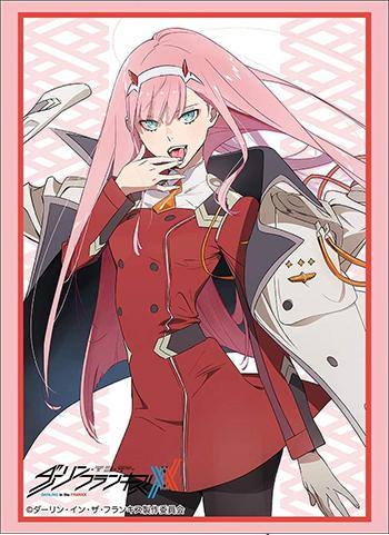 Darling in the FranXX Zero Two - Character Sleeves HG Vol.1730 P.2