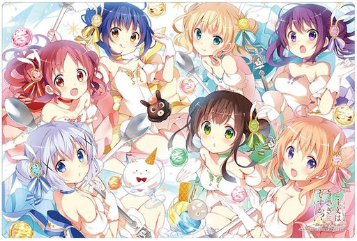 GochiUsa Is the Order a Rabbit? - Full Cast - Character Rubber Play Mat Vol.210 P.3