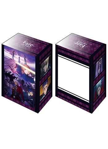 Fate/stay night: Heaven`s Feel - Altria Saber & Medusa Rider - Deck Box V2 Vol.593