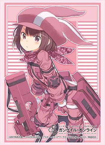 Sword Art Online GGO Alternative - Karen Llenn - Character Sleeves SAO HG Vol.1866
