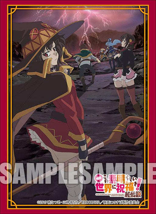 KonoSuba - Megumin - Character Exclusive Sleeves Vol.324