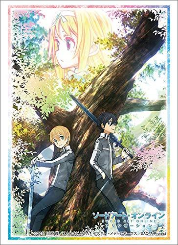 Sword Art Online Alicization - Eugeo, Kirito & Asuna - Character Sleeves SAO HG Vol.2031