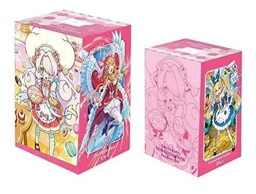 Future Card Buddy Fight - Mel, Alice & Emma - Character Deck Holder Vol.764