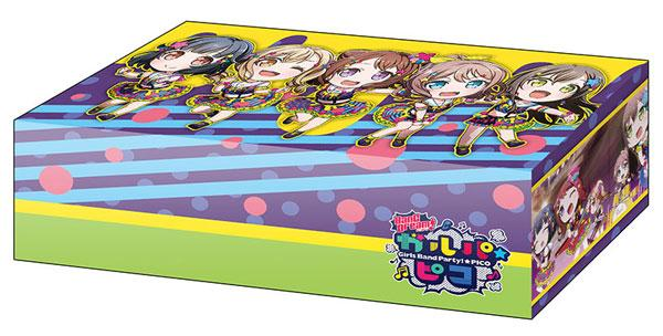 BanG Dream! Girls Band Party! Poppin`Party Full Cast - Character Storage Box Vol.332