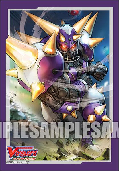 Vanguard Dead Heat Bullspike Character Mini Sleeves Vol.416