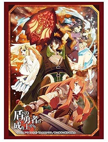 The Rising of the Shield Hero - Character Sleeves HG Vol.2137 Part.2