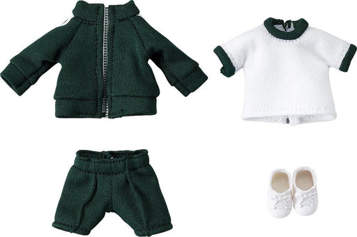 Nendoroid Doll: Outfit Set - Gym Clothes - Green (Pre-order) Feb 2021