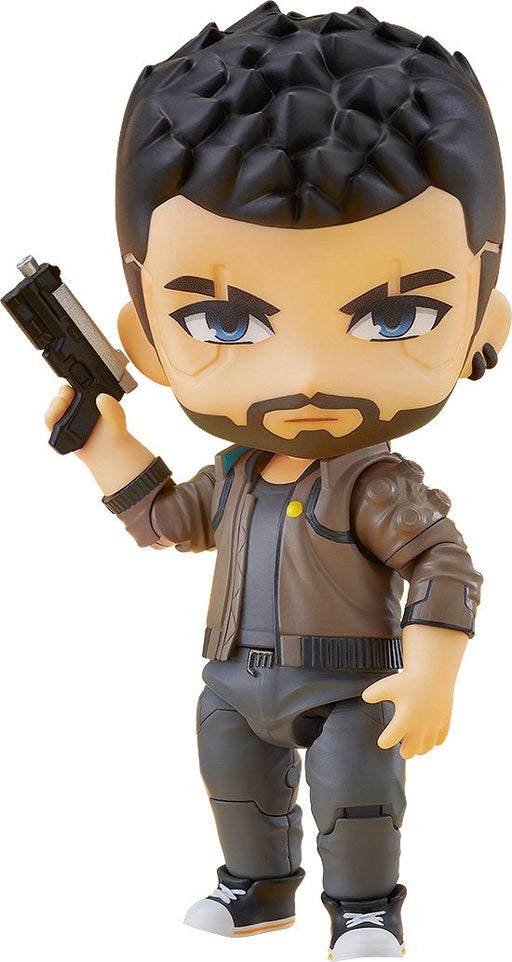 Cyberpunk 2077 - Male Ver. - Good Smile Company Nendoroid V (Pre-order) Aug 2021
