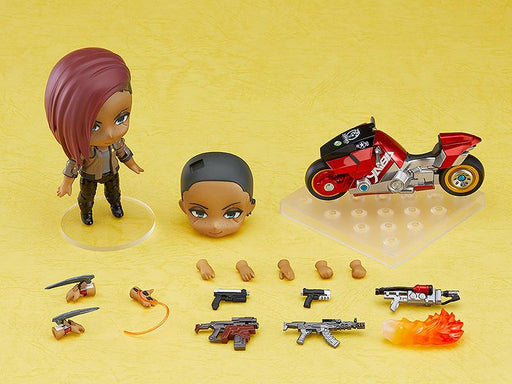 Cyberpunk 2077 - Female Ver. DX - Good Smile Company Nendoroid V (Pre-order) Aug 2021