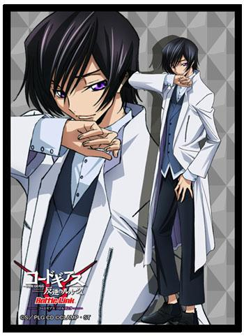 Code Geass Battle Link Lelouch - Character Mat Sleeves Vol.7