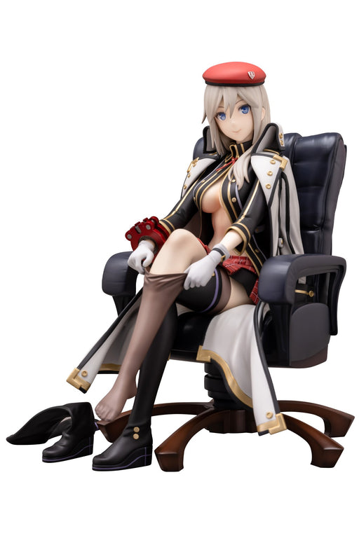 God Eater - Alisa Ilinichina Amiella Resonant Ops Ver. - PLUM 1/7 Scale Figure Aug 2020