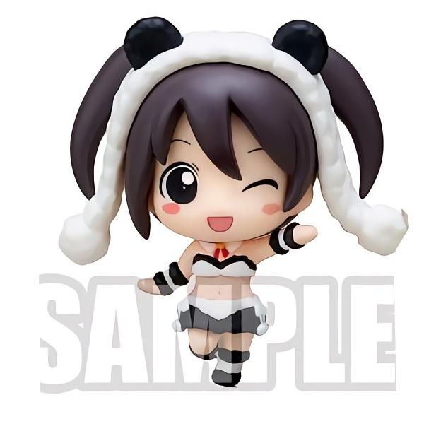 Love Live! Muse Character Trading PVC Mascot Charm