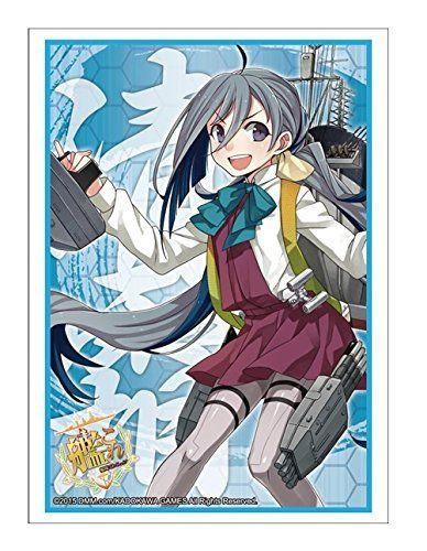 Kantai Collection Kancolle - Kiyoshimo - Character Sleeves HG Vol.739