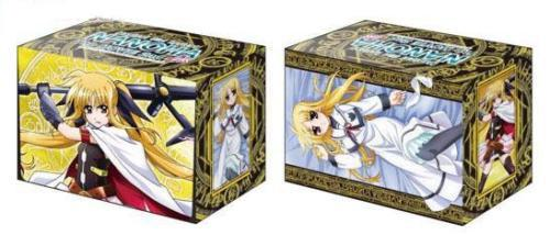 Magical Girl Lyrical Nanoha - Fate Testarossa - Deck Box Vol.217