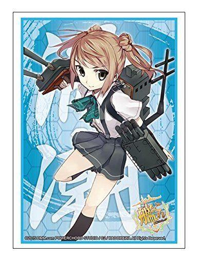 Kantai Collection Kancolle - Michishio - Character Sleeves HG Vol.866