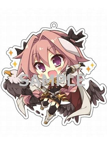 Fate/Apocrypha - Astolfo Rider of Black - Event Limited SD Acrylic Key Chain Mascot