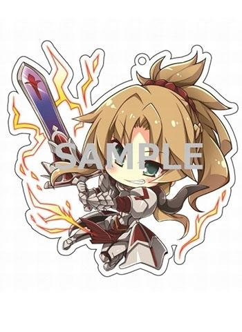 Fate/Apocrypha - Saber of Red Mordred - Event Limited SD Acrylic Key Chain Mascot