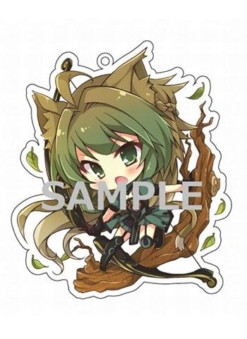 Fate/Apocrypha - Archer of Red Atalanta - Event Limited SD Acrylic Key Chain Mascot