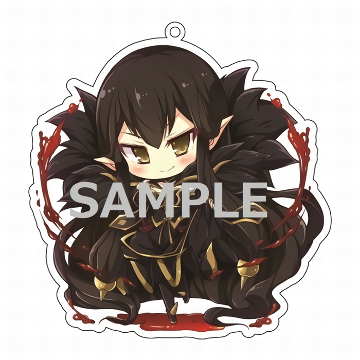 Fate/Apocrypha - Assassin of Red Semiramis - Event Limited SD Acrylic Key Chain Mascot