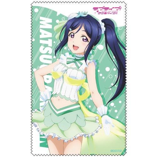 Love Live! Sunshine!! - Kanan (Aquarium ver.) - Cospa Microfiber Glasses Cleaner Cloth