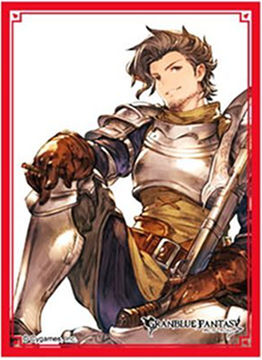 Granblue Fantasy - Rackam - Character Sleeves