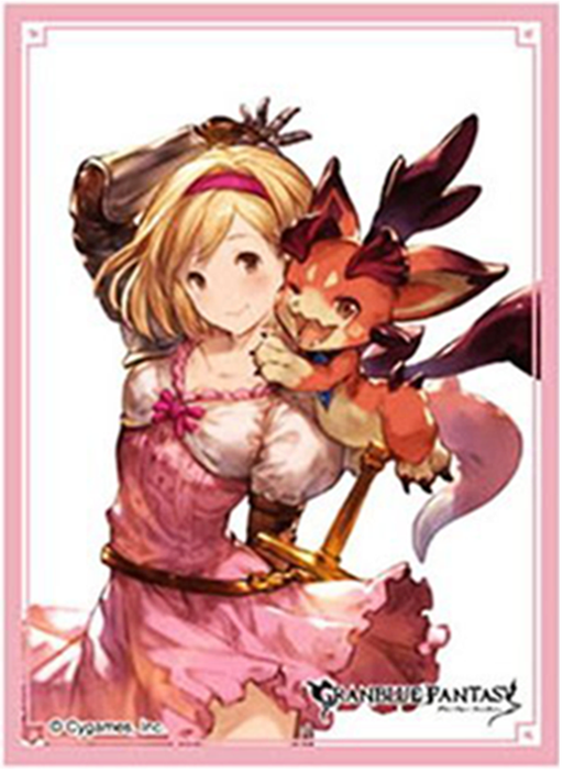 Granblue Fantasy - Zeta - Character Sleeves