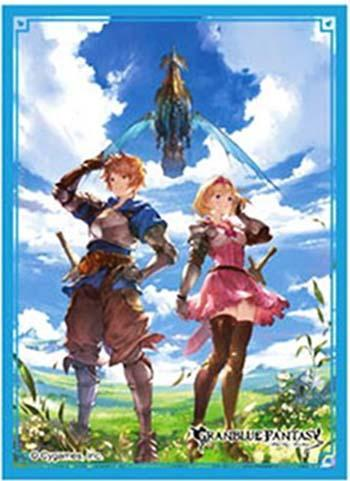Granblue Fantasy - Gran & Djeeta - Character Sleeves